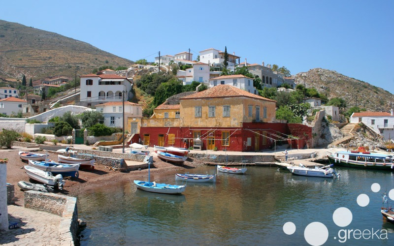Hydra island: best Greek islands for couples