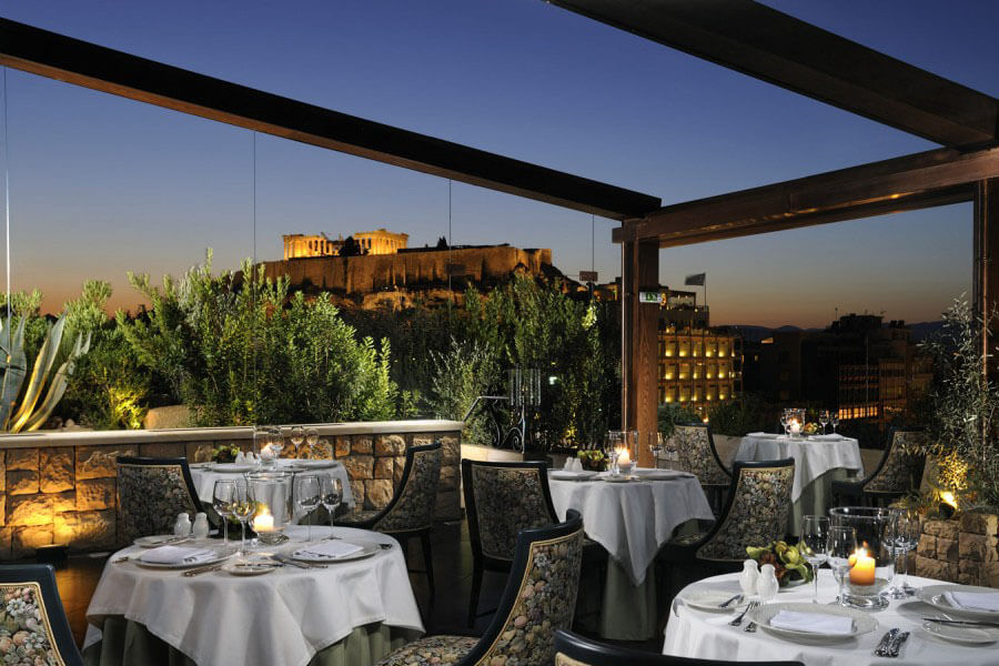 The Best Roof Gardens In Athens Our Ultimate Selection
