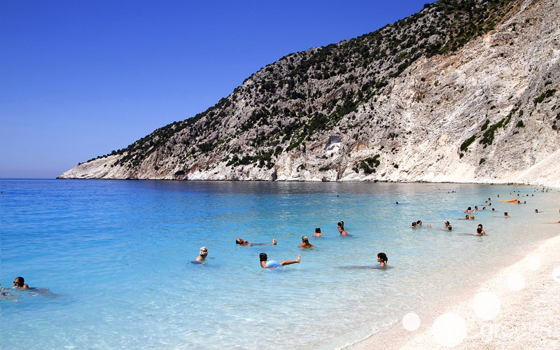 Fantastic beaches in Greece