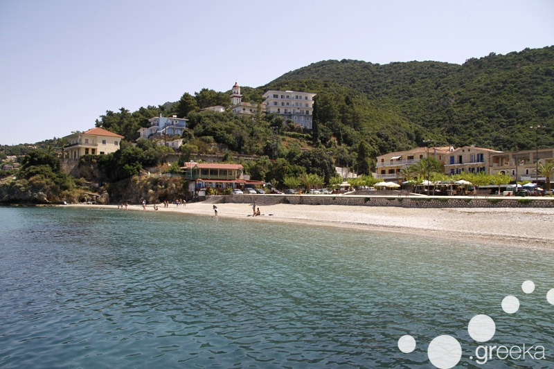 Kefalonia family vacations