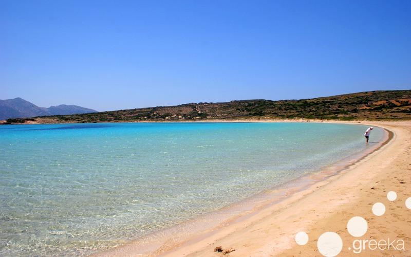 Small Cyclades: Koufonisia island