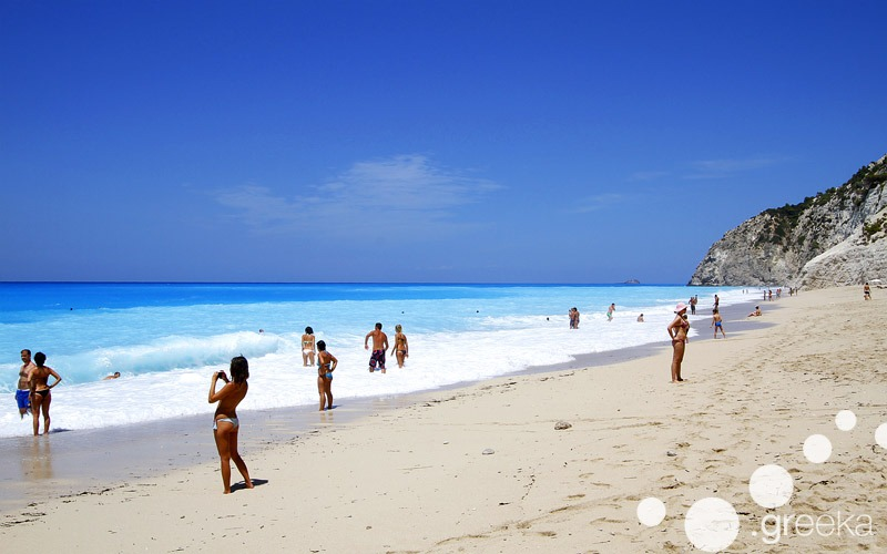 Beaches in Lefkada