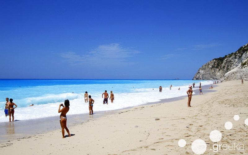 Beaches in Lefkada