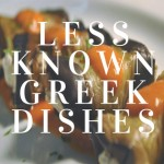 less known greek dishes