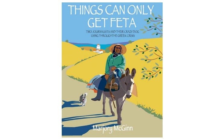 Marjory McGinn: Things can only get feta