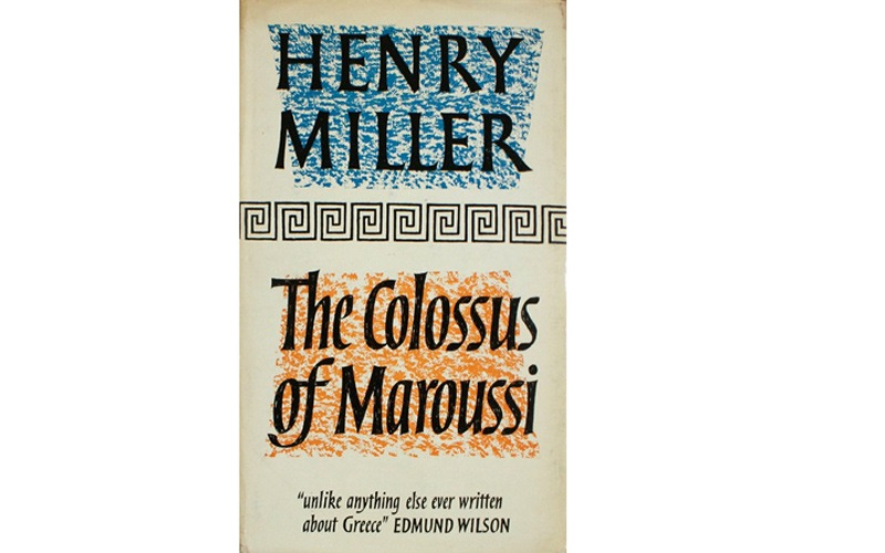 Henry Miller- The Colossus of Maroussi