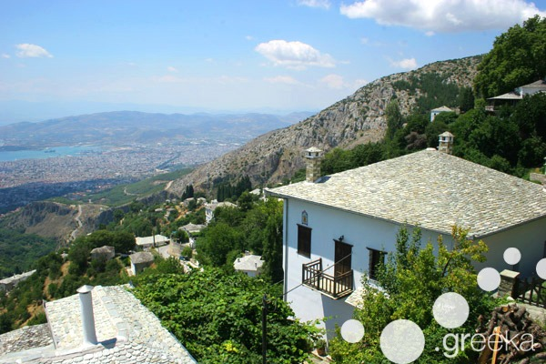 Winter destinations in Greece: Mount Pelion