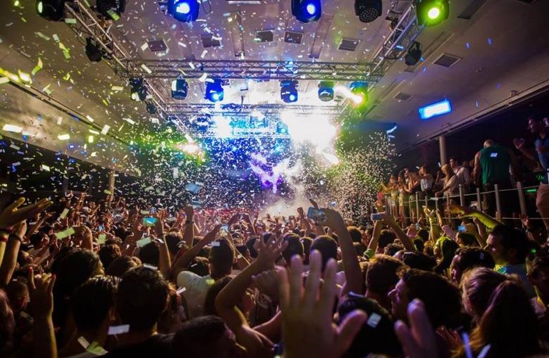 Clubs in Mykonos Greece