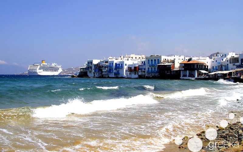 Things to do in Mykonos: see Little Venice