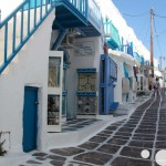 What to see in Mykonos in one day: Walk in the town