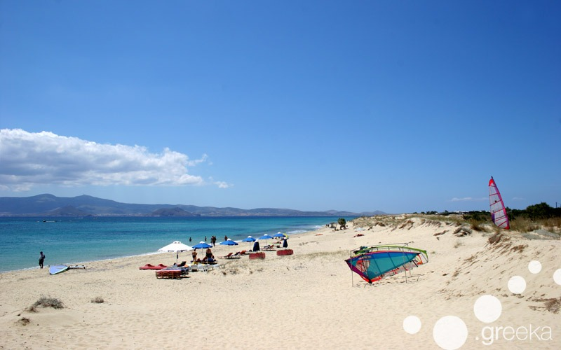 Beaches of Naxos