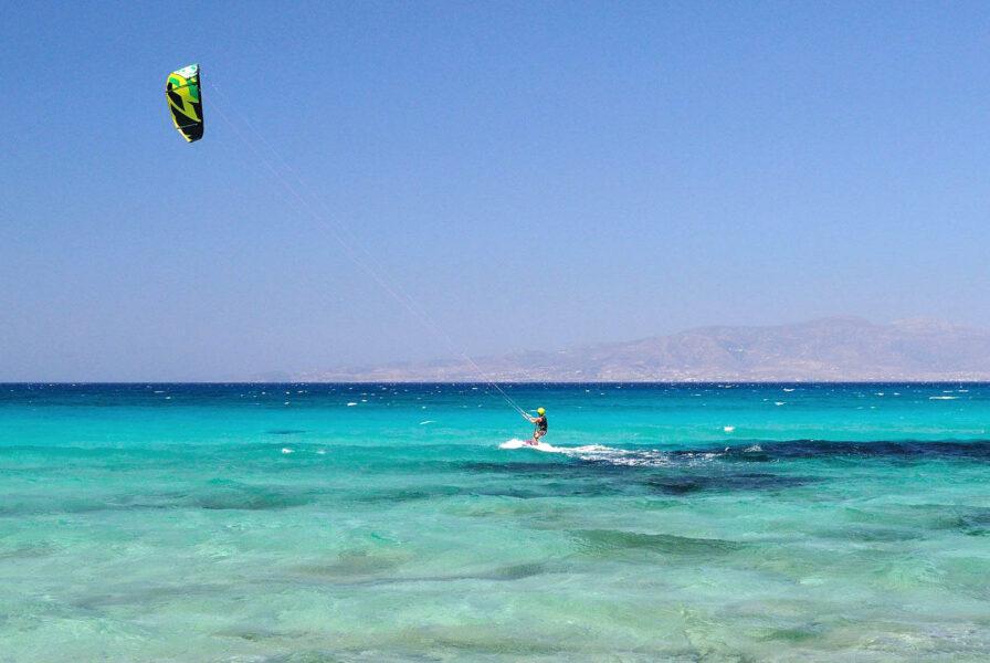 Things to do #6: Kitesurfing & Windsurfing courses