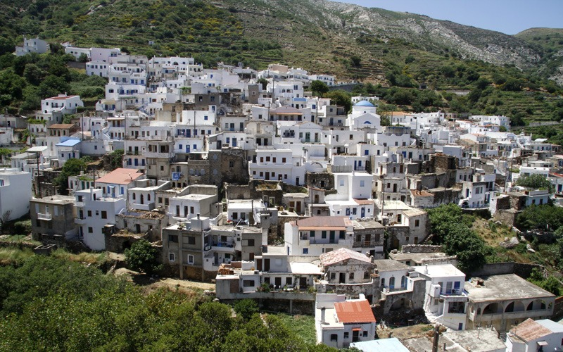 Best Greek islands for spring break: Naxos