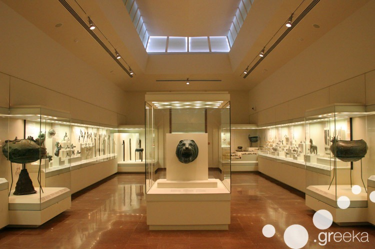 Top museums in Greece: Archaeological Museum of Ancient Olympia