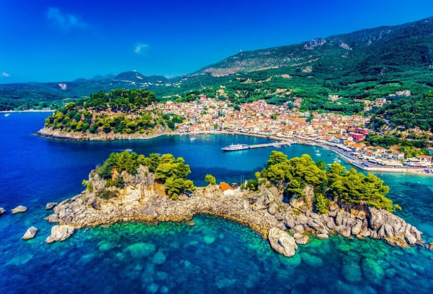 parga in greece