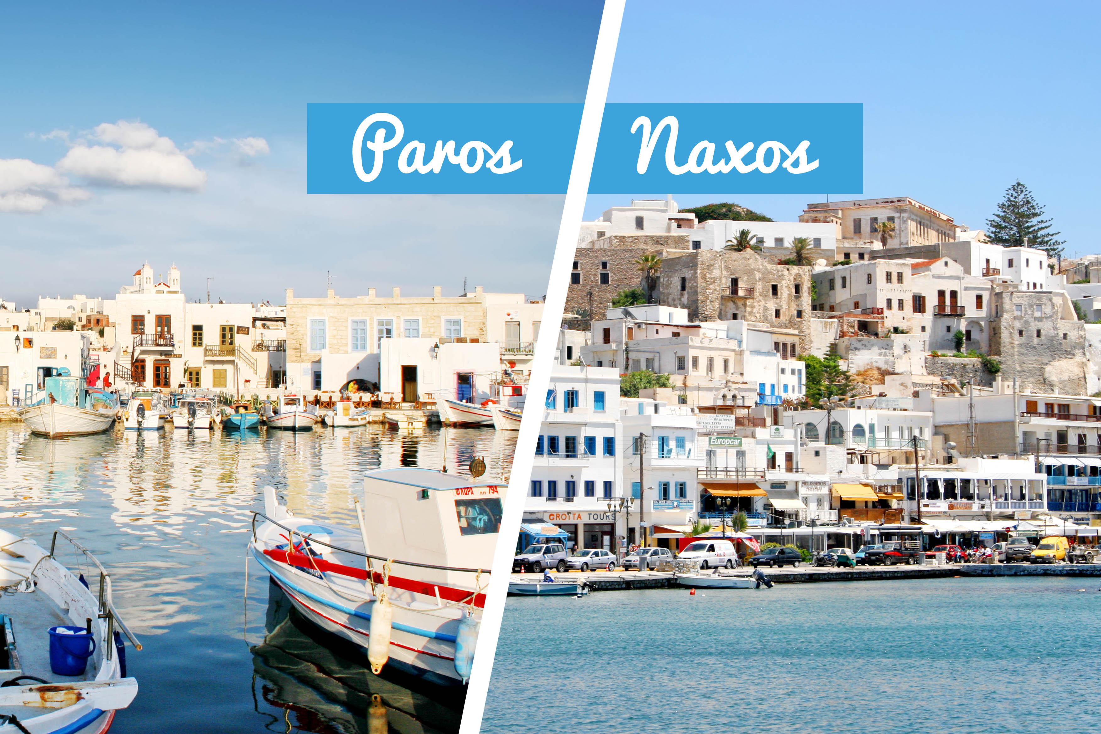 Paros or Naxos?