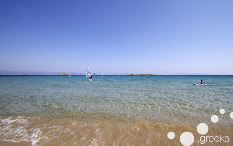 Paros among best Greek islands for windsurfing and kite