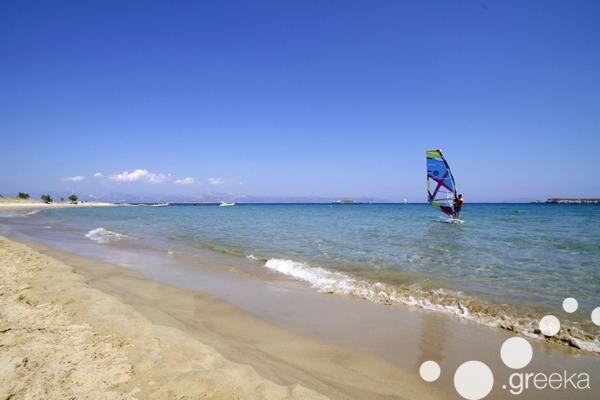 Island tour to Paros