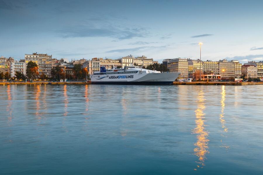 piraeus ferry