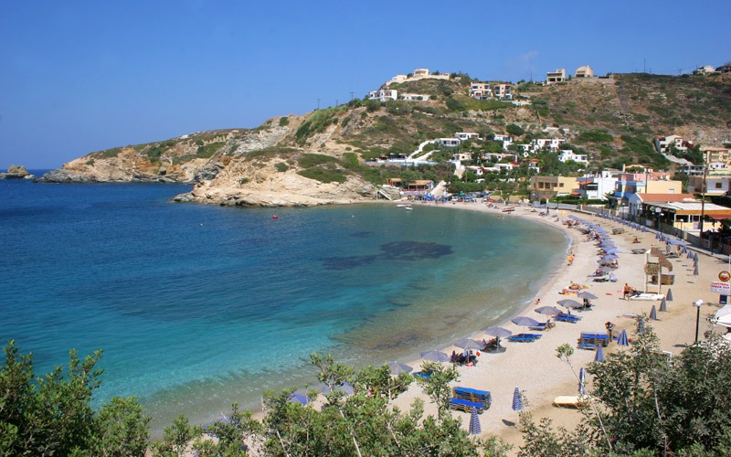 Best places to stay in Crete: Agia Pelagia
