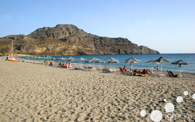 Best places to stay in Crete: Plakias