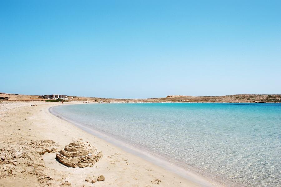 pori beach koufonisia