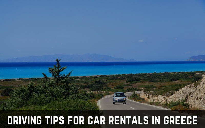 Driving A Rental Car In Greece License