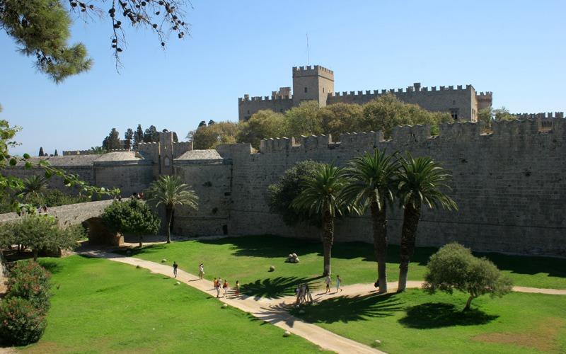 Best Greek islands for spring break: Rhodes