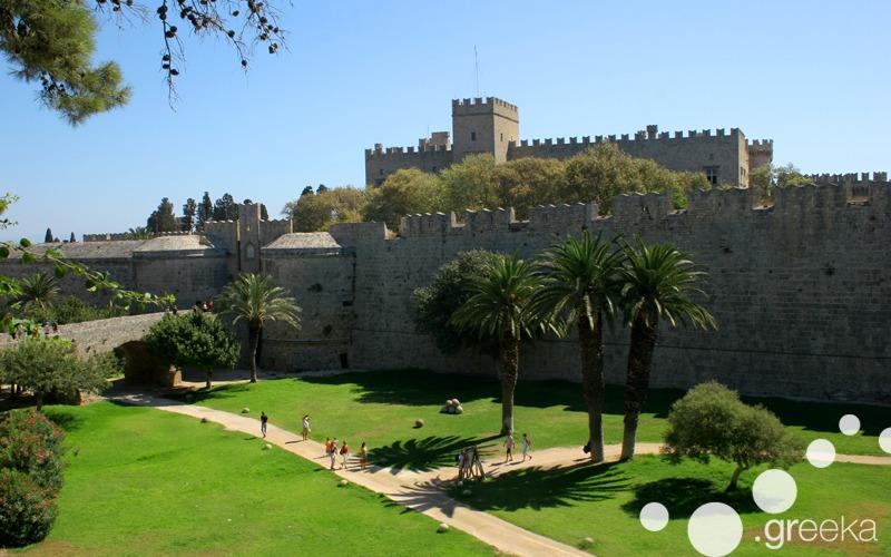 Rhodes Medieval Town