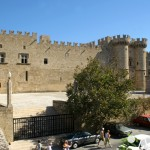 Best places to visit in Rhodes: Old Town and Palace of Grand Master