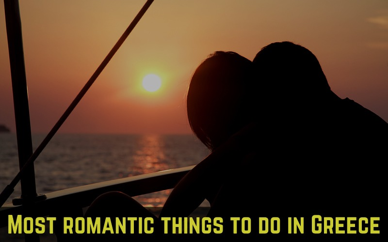 Romantic things to do in Greece