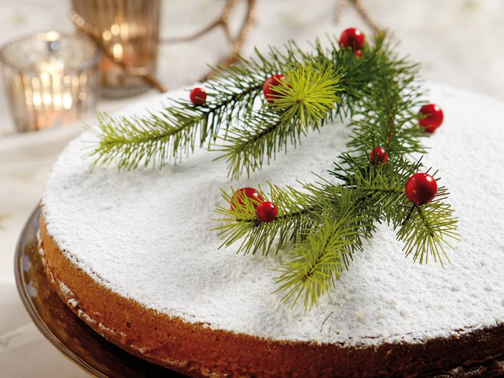 Saint Basil's Cake