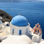 Best Greek islands for couples: Santorini