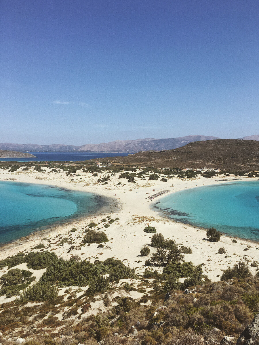 simos beach in elafonissos
