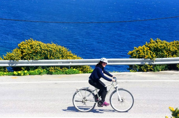 Electric bike tour to Cape Sounion, Athens