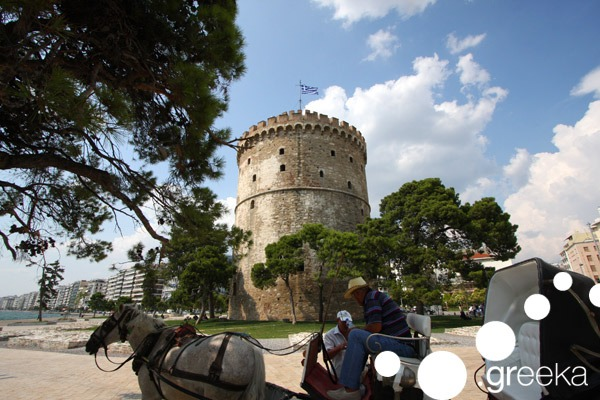 Best places to visit in Thessaloniki: The White Tower