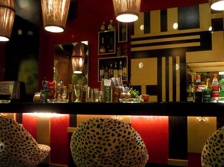 Tiki Bar in Athens