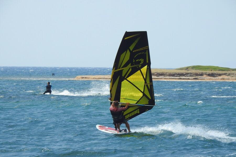 windsurfing athens riviera