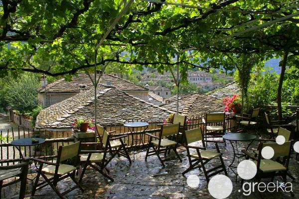 Zagoria in top winter destinations in Greece